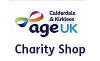 Age UK Charity Shop, Todmorden logo